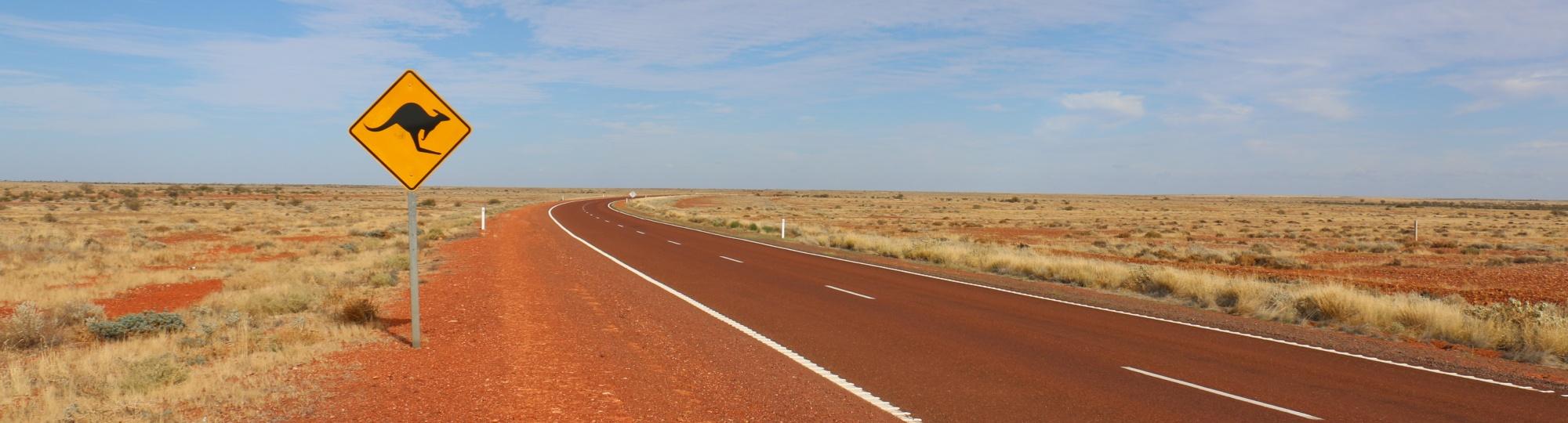 Australien – das Land der endlosen Weite?-