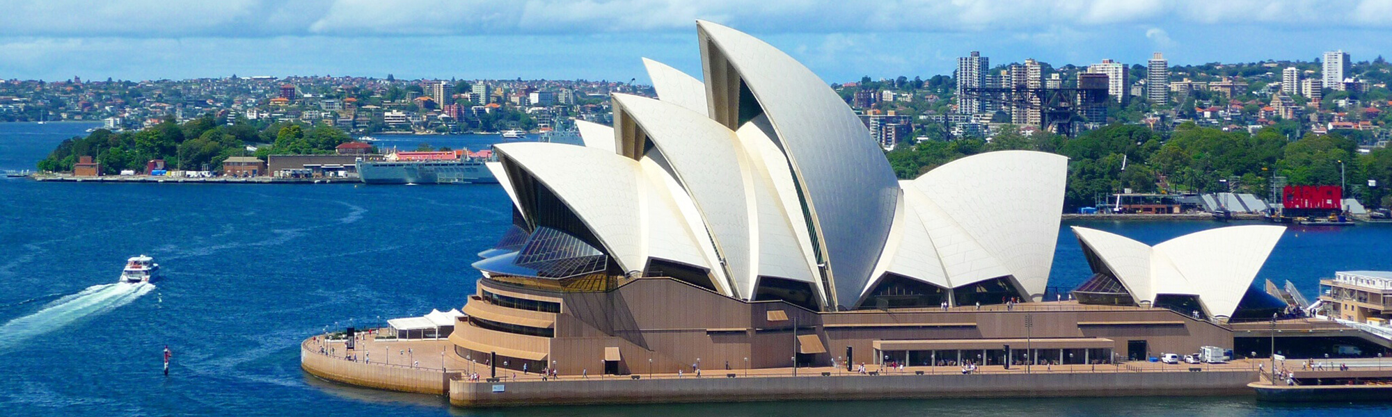 With Erika Schmid you'll bring your business safely to Australia